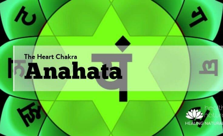 Anahata Heart Chakra Crystals