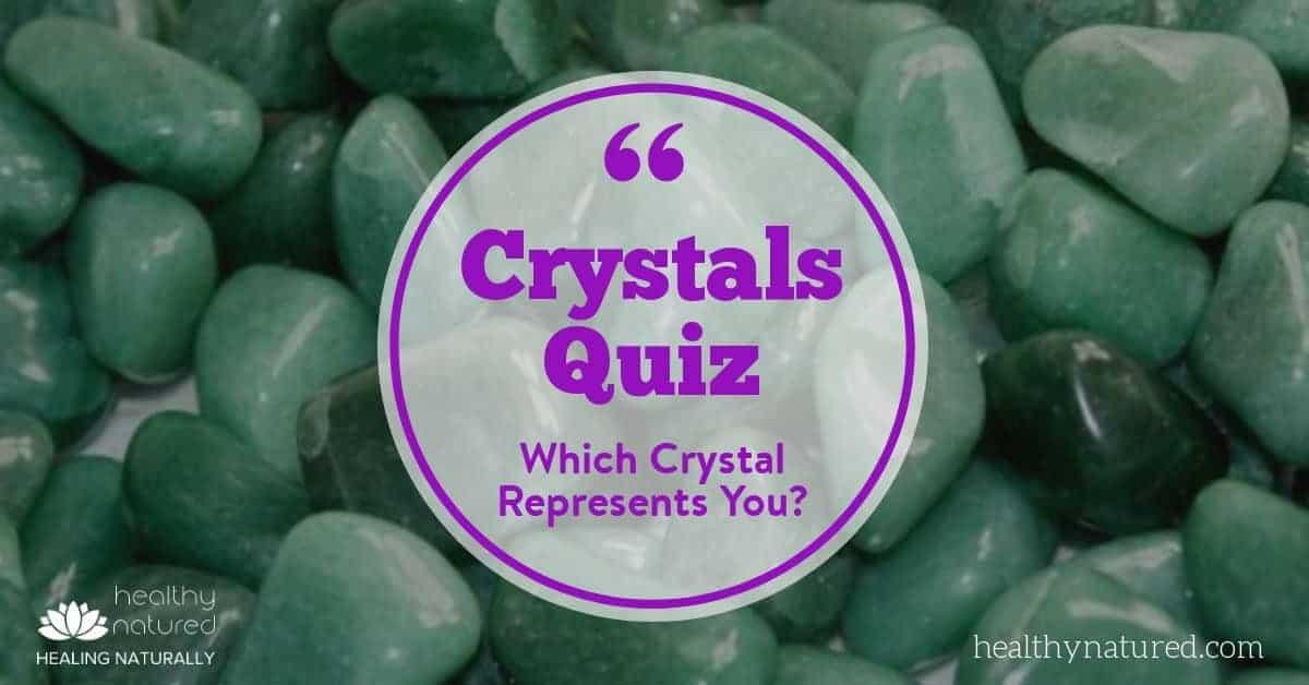 which crystal represents you - crystals quiz