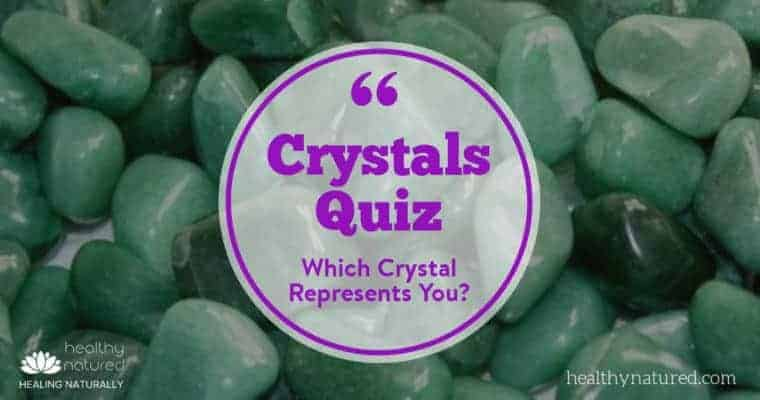 Crystals Quiz (How Your Energy Links With The Crystal That Represents You!)