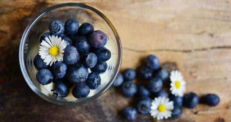 Blueberries - ultimate superfoods list