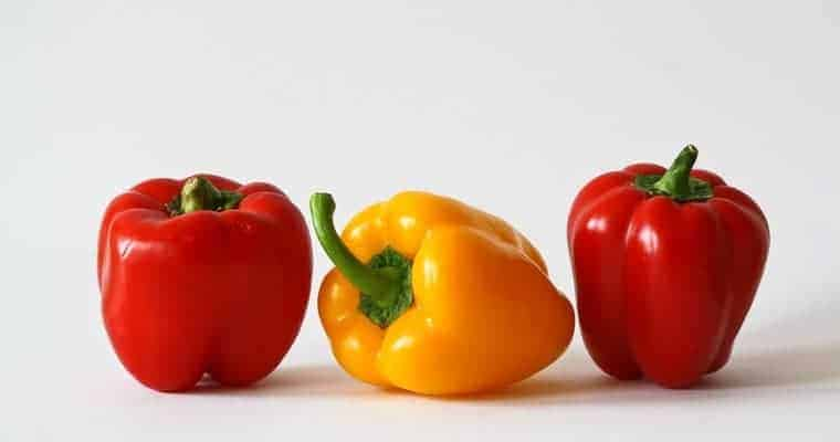 peppers - ultimate superfoods list