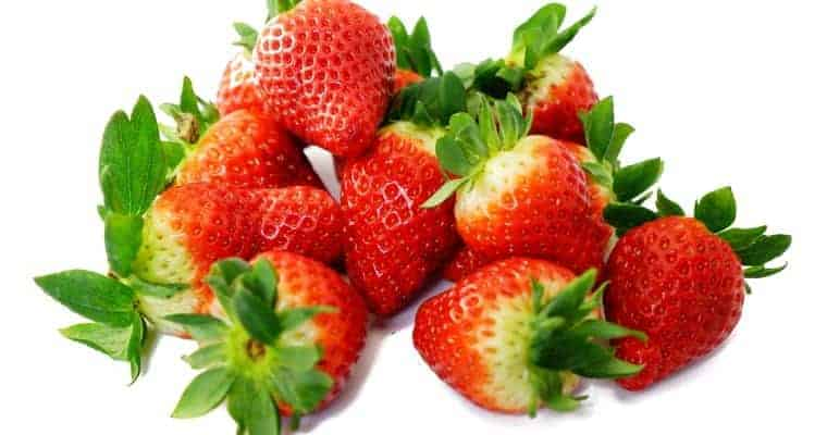 strawberry - ultimate superfoods list