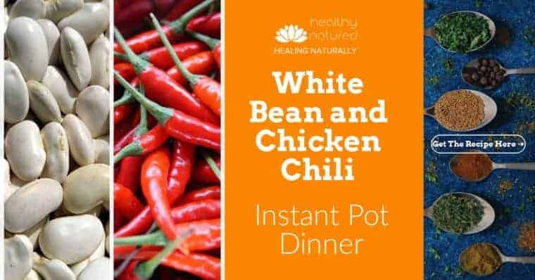 White Bean And Chicken Chili Instant Pot Dinner