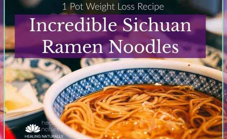 Incredible Sichuan Ramen Noodles