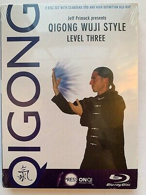 Qigong Healing Form Level Three 3 - Bluray Disc New