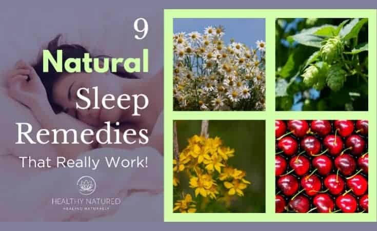 9 Natural Sleep Remedies That Really Work