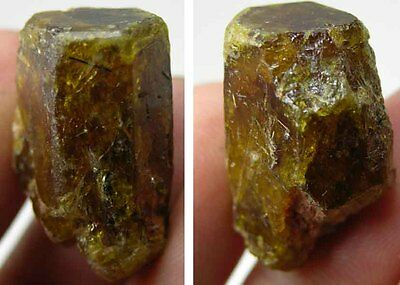 62.00ct Pakistan Rare Natural Rough Raw Bastnaesite Crystal Specimen 12.40g #5