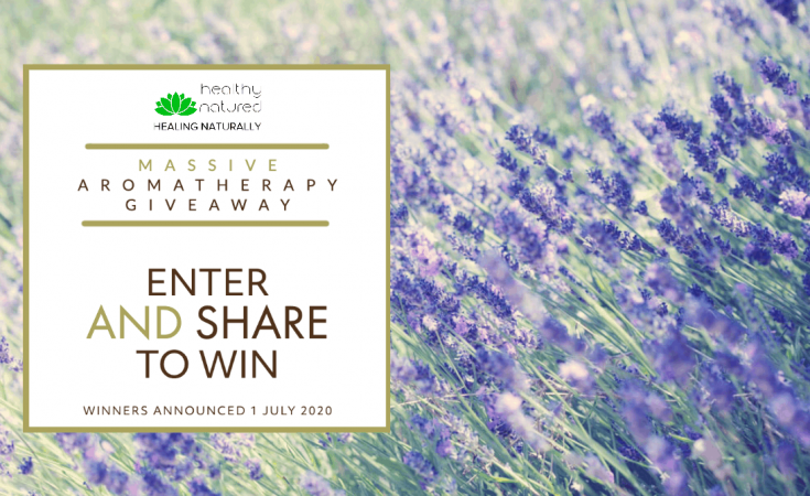 AROMATHERAPY GIVEAWAY