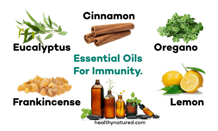 Amazing Aromatherapy Benefits For Health - Boost Immunity