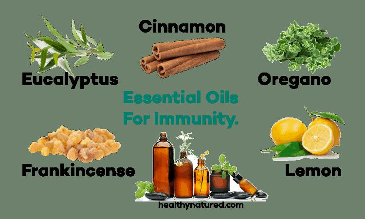 Amazing Aromatherapy Benefits For Health - Boost Immunity