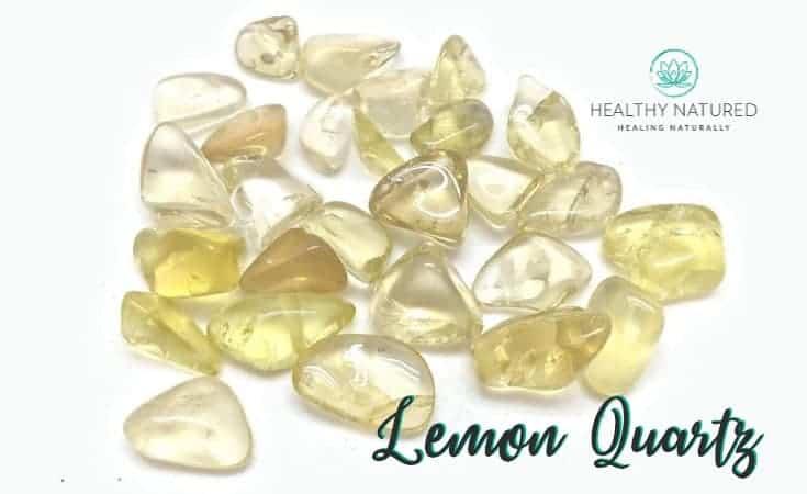 Lemon Quartz Benefits And Healing Properties