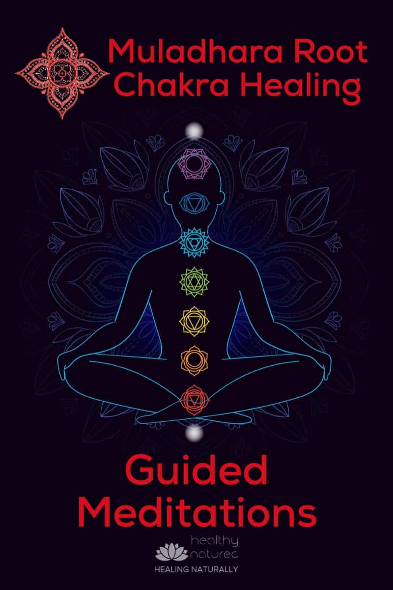 Muladhara Root Chakra Healing (Best 3 Step Guided Meditations )