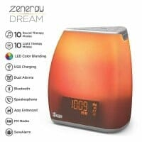 Ihome Zenergy White Noise Machine