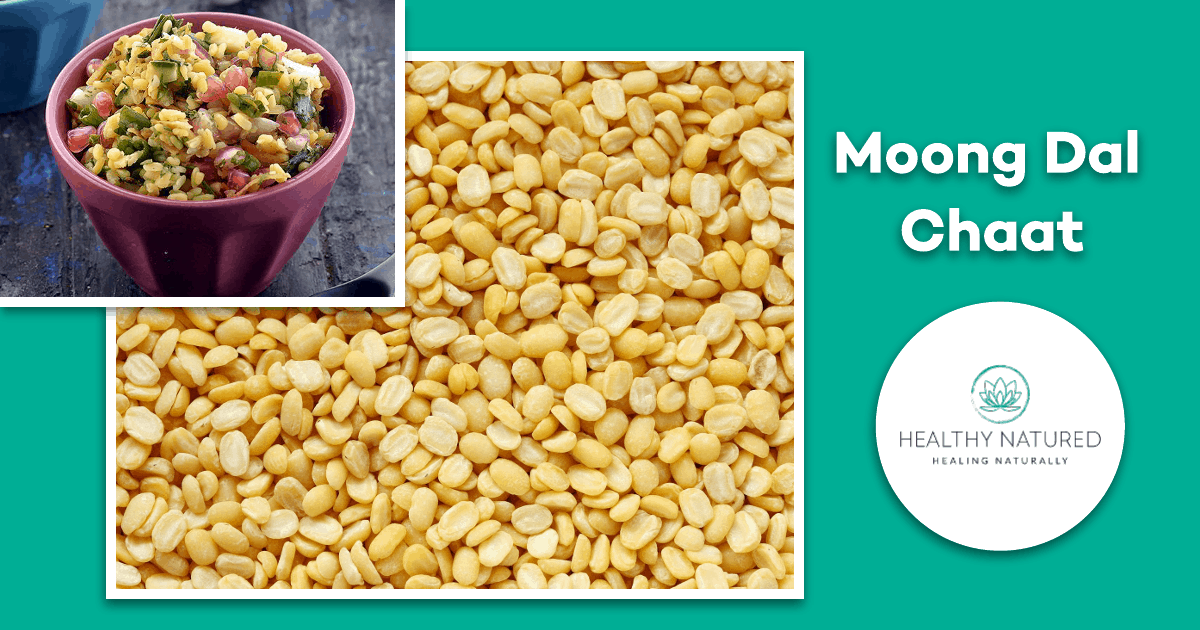 Moong Dal Chaat High Protein Weight Loss Recipes