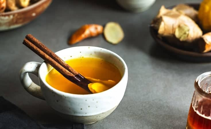 Ayurveda Weight Loss Secrets - Turmeric Tea