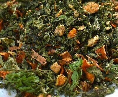 Ayurvedic Weight Loss Herbal Tea 1.5Oz Spicy Slimming Detox Tea Turmeric Ginger