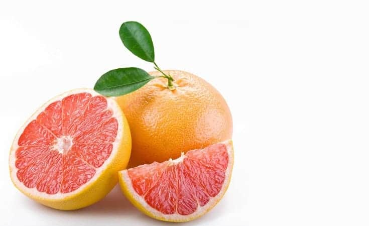 Grapefruit - 7 Delicious Foods To Eat To Lose Weight In The Belly Fast