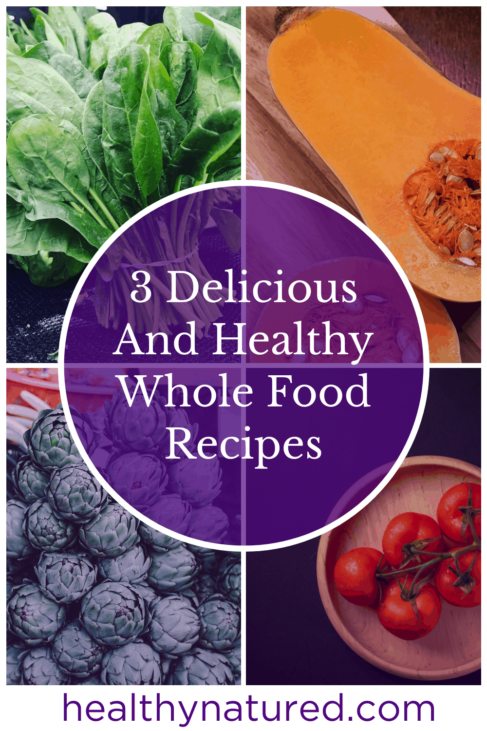 3 Whole Food Recipes That Are Healthy And Delicious  For Christmas.