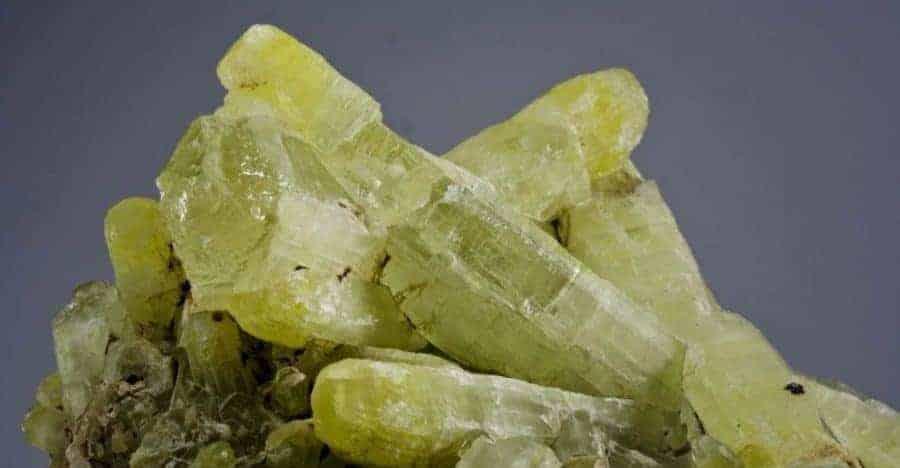 Lemon Quartz Healing Properties - Natural Form.  The Lemon Quartz Properties Make It A Master Healer.